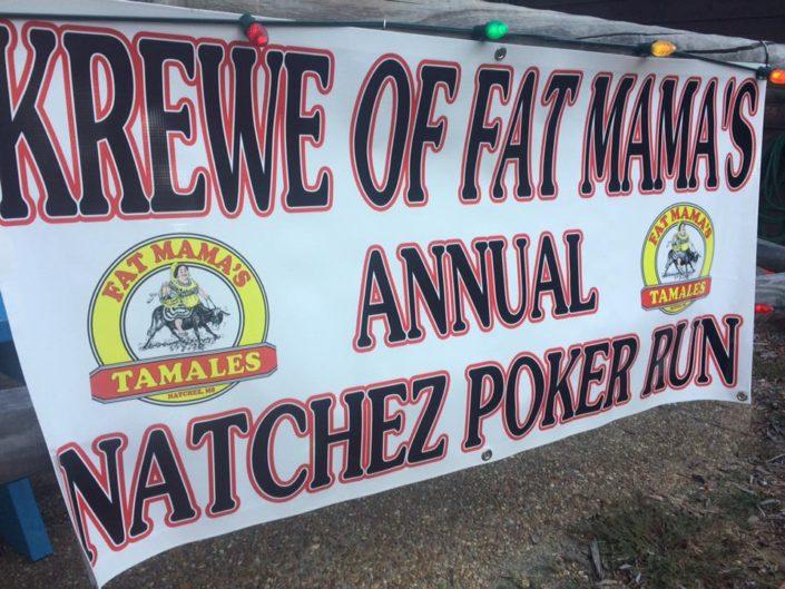 Annual Natchez Poker Run | Mississippi