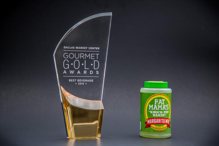 "Award Winning Margarita Mix: Fat Mama's ""Knock-You-Naked"" Margarita Mix"