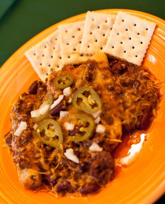 Fat Mama's Tamales Gringo Pie