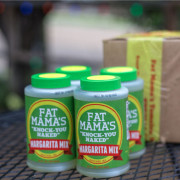 "FAT MAMA'S ""KNOCK-YOU-NAKED"" MARGARITA MIX"