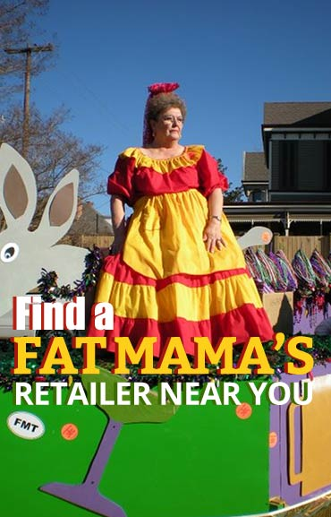 Find A Fat Mama's Retailer Near You