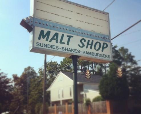 Malt Shop Fundraiser, 2012
