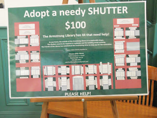 Adopt a Shutter graphic | Fat Mama's Tamales order online Natchez, MS