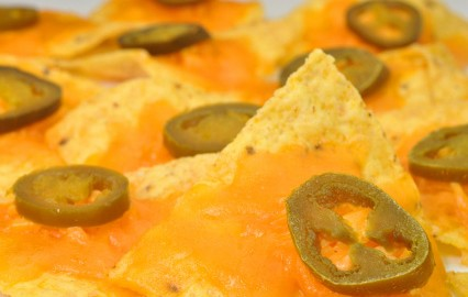 chips, cheese and jalapenos   Fat Mama's Tamales order online Natchez, MS