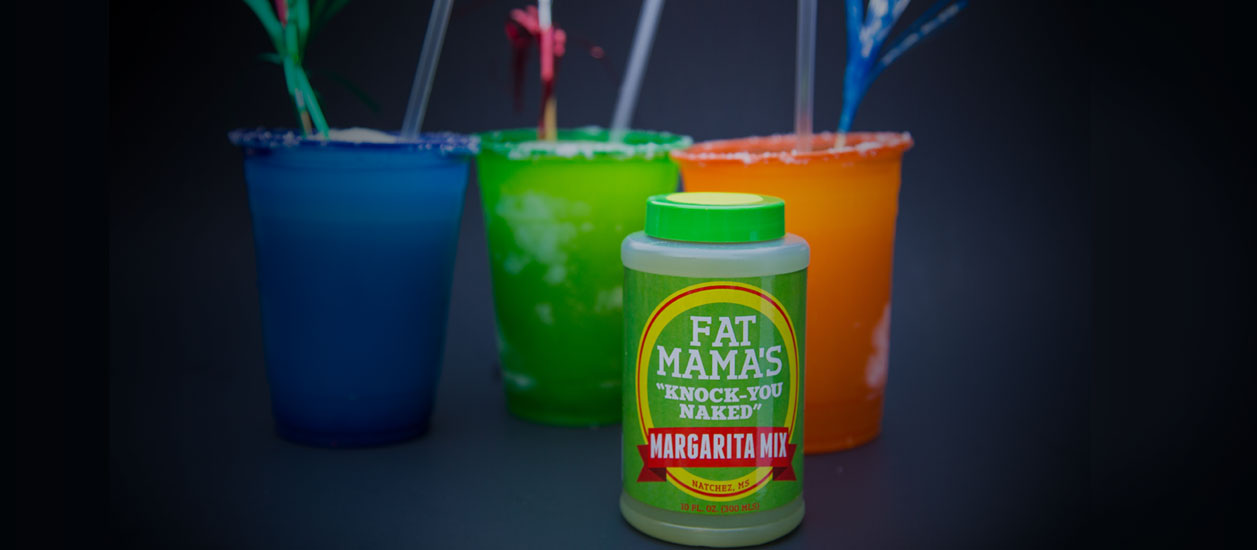 Fat Mama's Award-winning Knock You Naked Margarita Mix | Order Online | Fat Mama's Tamales | Natchez, MS