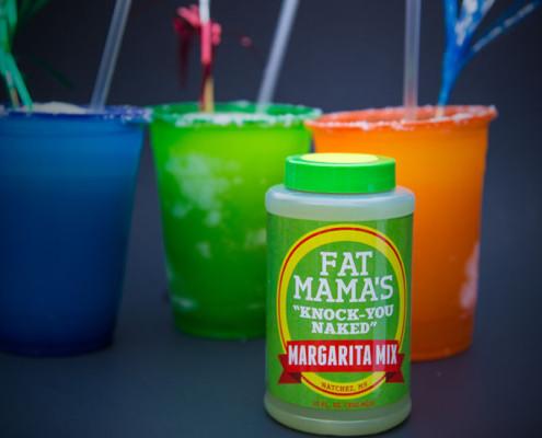Fat Mama's Award-winning Knock You Naked Margarita Mix | Order Online | Fat Mama's Tamales | Natchez, MS