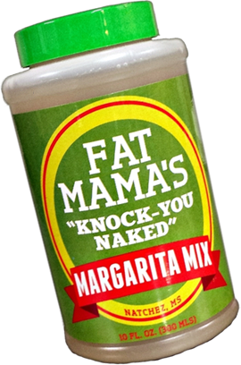 "Fat Mama's Knock-You Naked"" Margarita Mix"
